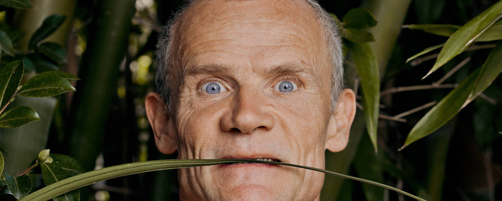 Flea, baixista do Red Hot Chilli Peppers