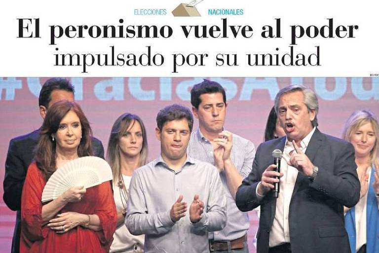 A Argentina e as leis da política