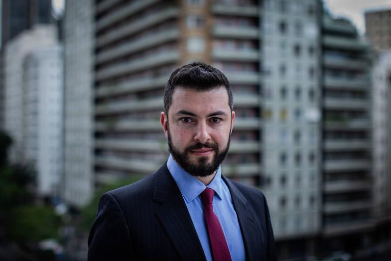 O vereador Eduardo Tuma (PSDB), presidente da Câmara Municipal de São Paulo