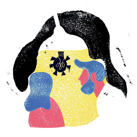 Ilustração Top of Mind - Feminino e Masculino