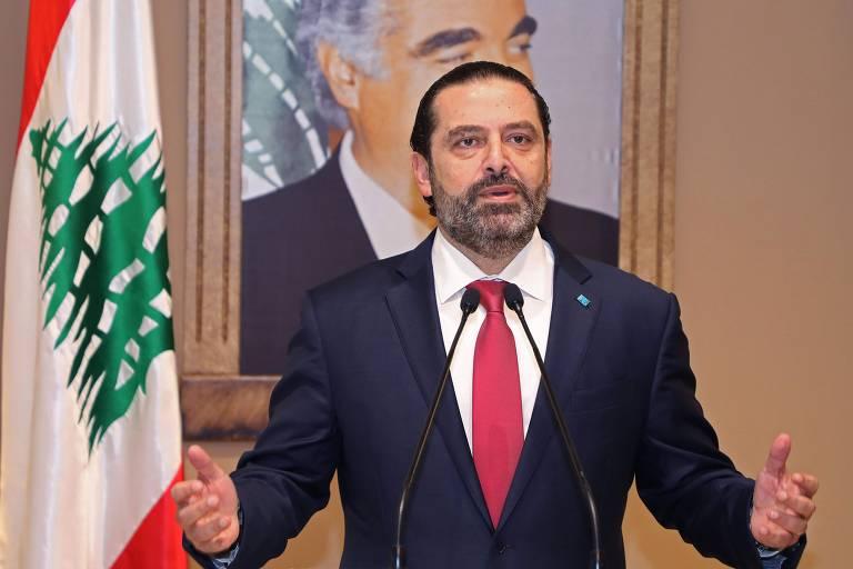 Premiê do Líbano renuncia em meio a onda de protestos