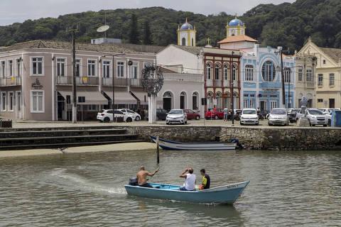 São Francisco do Sul, em Santa Catarina, uma das 197 cidades visitadas pelo Datafolha para o Top of Mind 2019