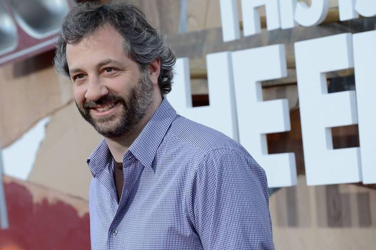 O diretor Judd Apatow