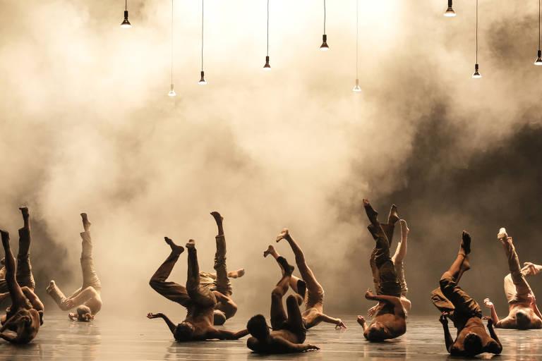 Veja fotos de espetáculos de São Paulo Companhia de Dança