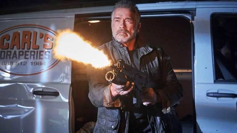 Veja cenas de 'Exterminador do Futuro: Destino Sombrio'