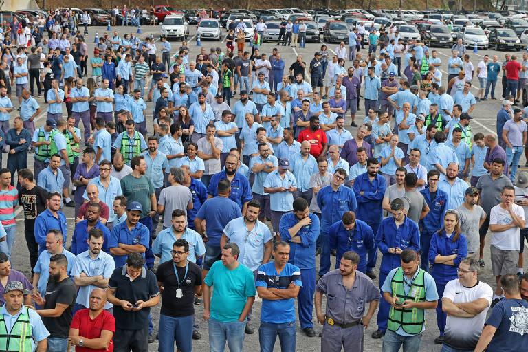 Ford fecha fábrica em São Bernardo do Campo