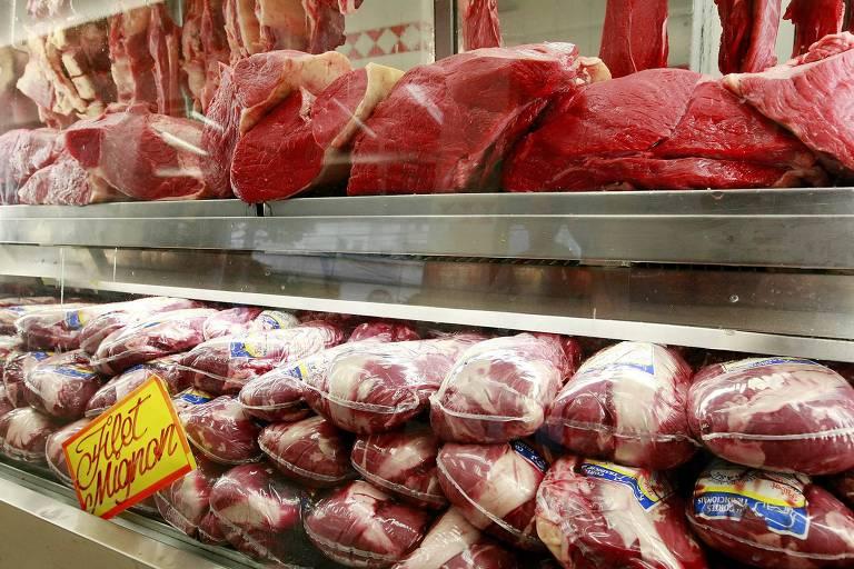 Carne deve continuar escassa no prato brasileiro até o final de 2022