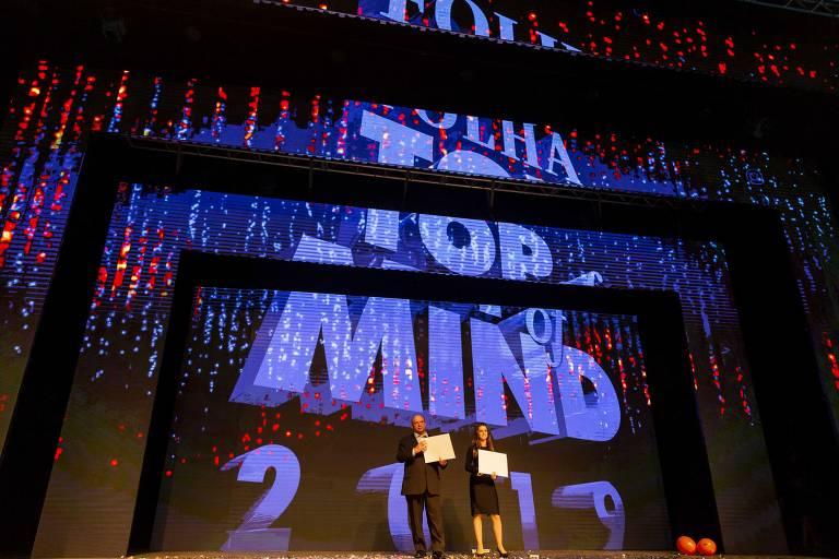 Festa de premiação da 29ª Folha Top of Mind