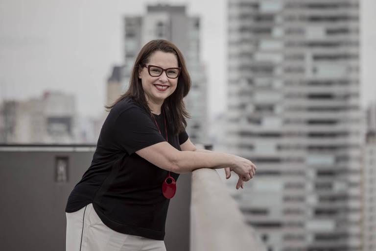 Fernanda Garcia, 46, líder da área de cultura e pessoas da Tribal Worldwide de São Paulo