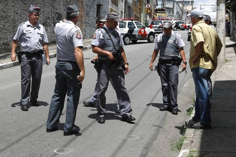 Policiais do estado de São Paulo vão ter reajuste de 5%