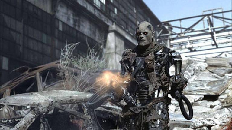 Exterminador T-600, de 'O Exterminador do Futuro: A Salvação' (2009)