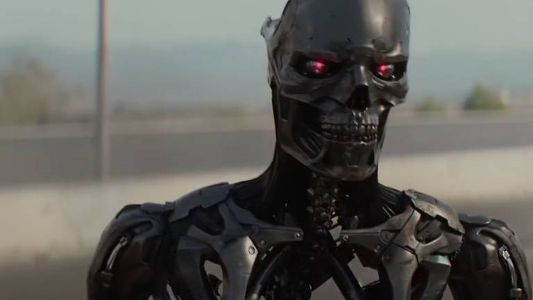 Exterminador Rev-9, de 'O Exterminador do Futuro: Destino Sombrio' (2019)