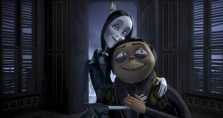 Veja cenas de 'Família Addams'