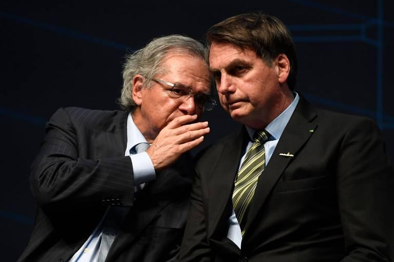 O presidente Jair Bolsonaro disse que vai discutir o impacto da tensão no Irã nos combustíveis com Paulo Guedes e Petrobras