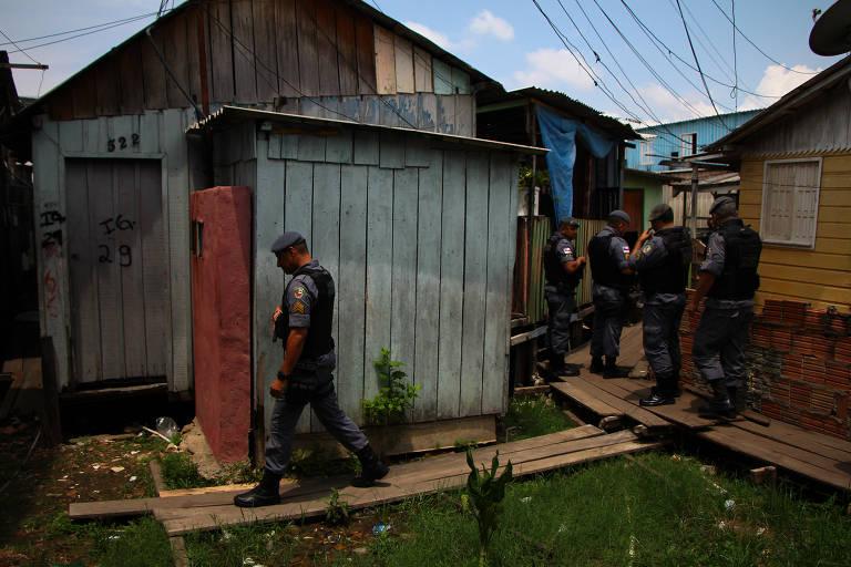 PM mata 17 em Manaus