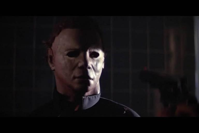 """Cena do filme """"Halloween 2 - O Pesadelo Continua"""", de 1981"""