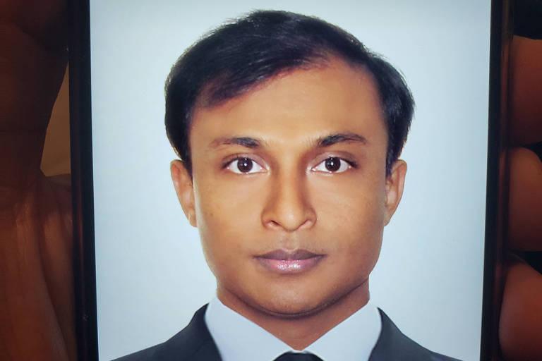 Saifullah Al Mamun, natural de Bangladesh, é considerado pela PF o suspeito de liderar a rede de contrabando de imigrantes