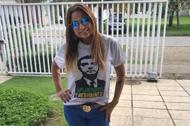 Promotora que fez campanha para Bolsonaro atuará em setor do MP-RJ que investiga Flávio