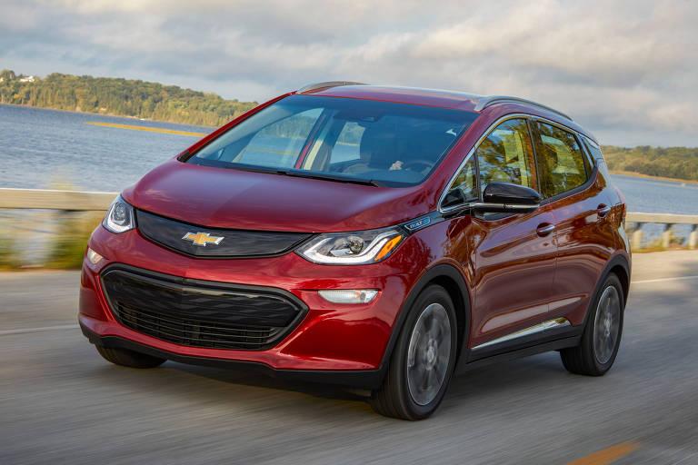 Chevrolet Bolt EV começa a ser vendido no Brasil