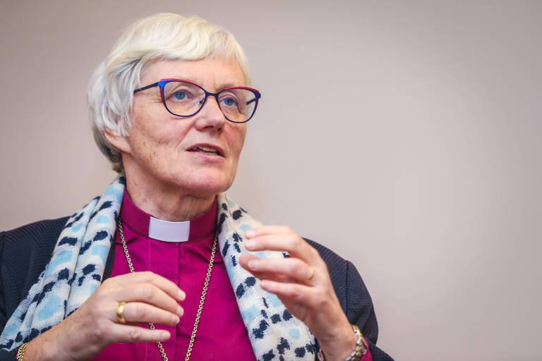 Existe uma base teológica sobre igualdade de gênero, diz arcebispa da Suécia