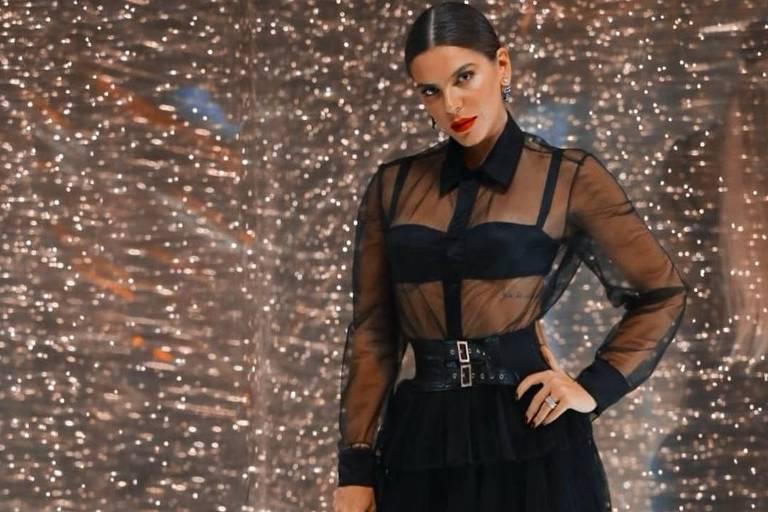 Sem Cauã Reymond, Mariana Goldfarb diz que Baile da Bruxa é 'festa feminista'