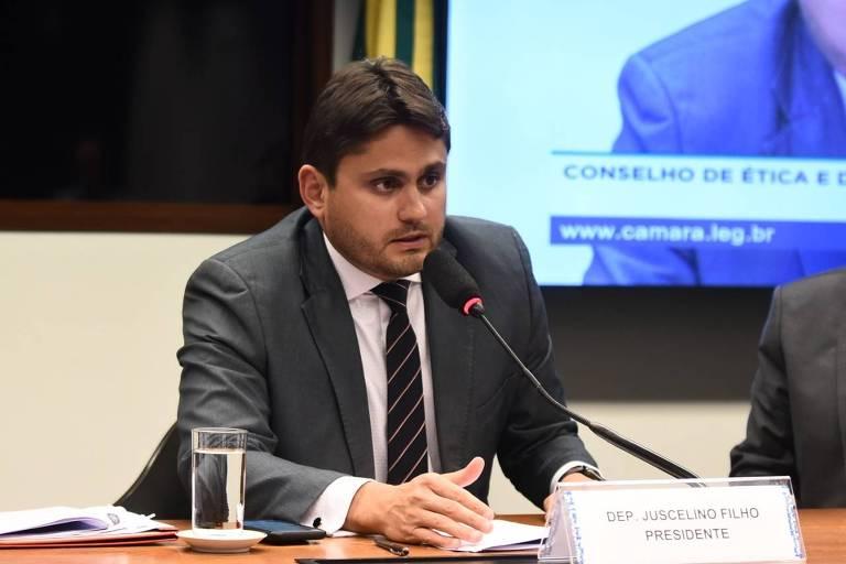 Deputado Juscelino Filho (DEM-MA), presidente do Conselho de Ética e Decoro Parlamentar da Câmara