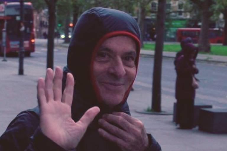 Ney Matogrosso em entrevista à BBC News Brasil