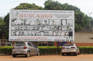 EJÉRCITO DEL PUEBLO PARAGUAYO