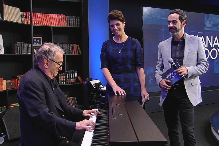 Maestro Caçulinha é entrevistado na RedeTV!