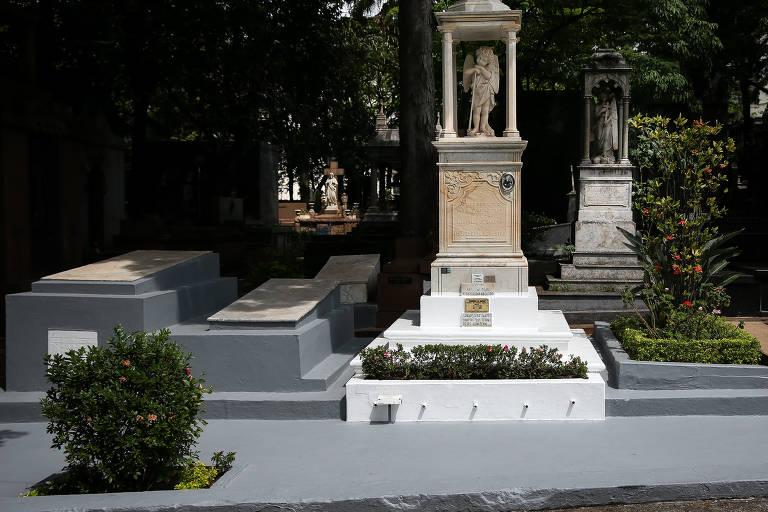 Marquesa de Santos também é lembrada no Dia de Finados