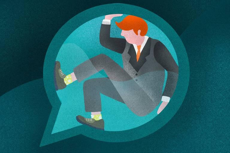 Empresas não podem acionar funcionários pelo WhatsApp fora do horário de trabalho