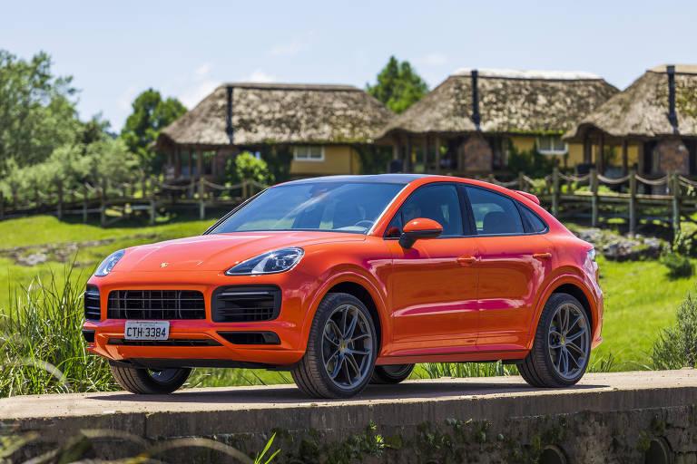 Porsche Cayenne ganha versão Coupé no Brasil