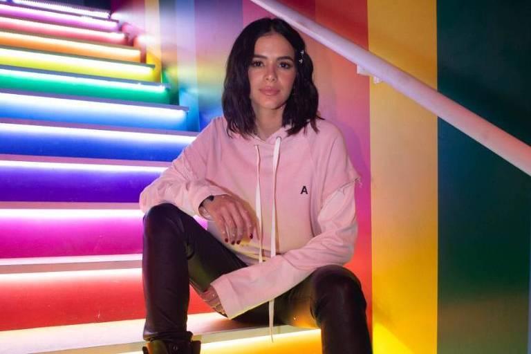 Bruna Marquezine no Rock In Rio 2019