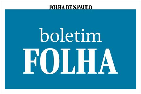 Boletim Folha Podcast