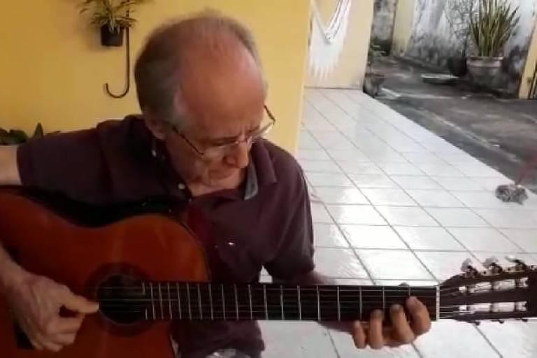Manoel Paiva, primeiro intérprete do hino do Fortaleza Esporte Clube