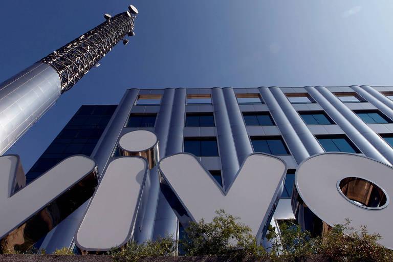 Sede da Vivo em São Paulo; área Meu Vivo, do site da empresa, tinha brecha de segurança