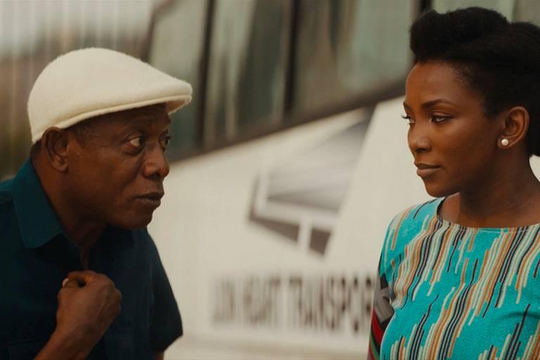Cena do filme nigeriano Lionheart, que ficou de fora do Oscar