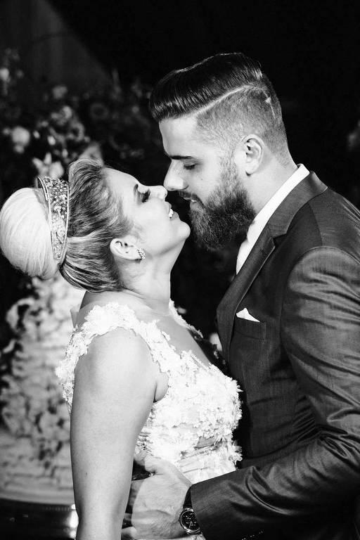 Veja imagens do casamento de Zé Neto e Natália Toscano