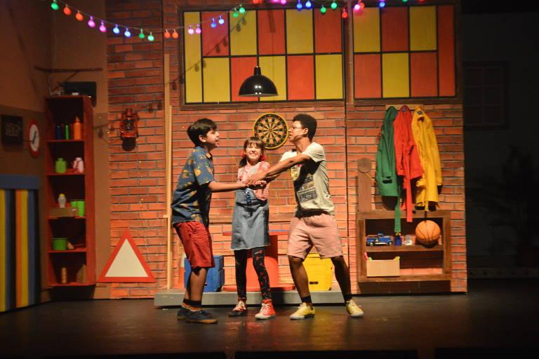 Musical 'D.P.A. - Um Mistério no Teatro' estreia em SP