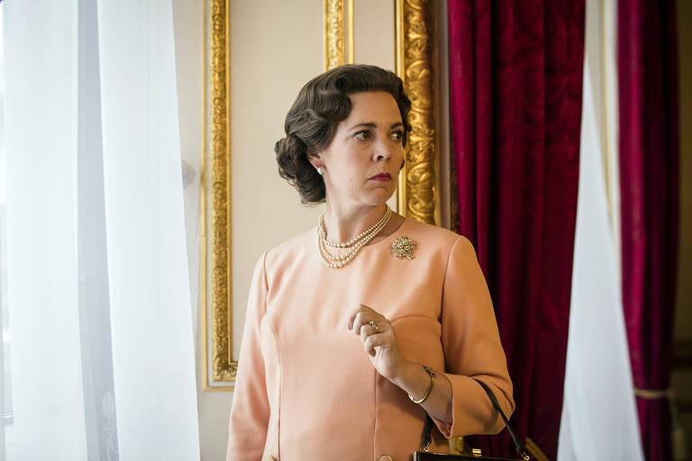 Imagem da terceira temporada de 'The Crown'