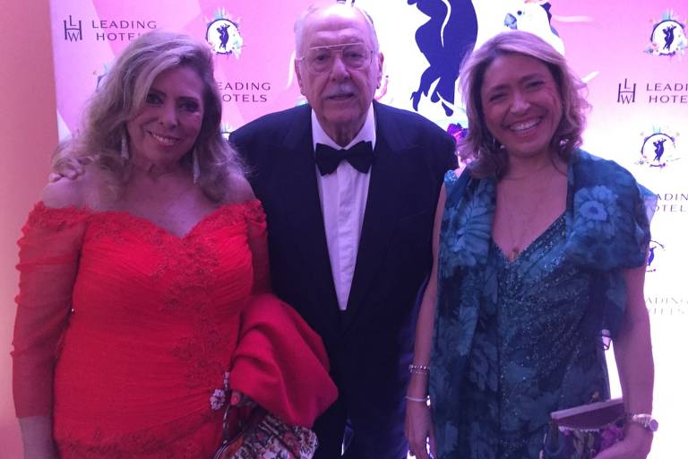 Humberto Delboni Filho e família