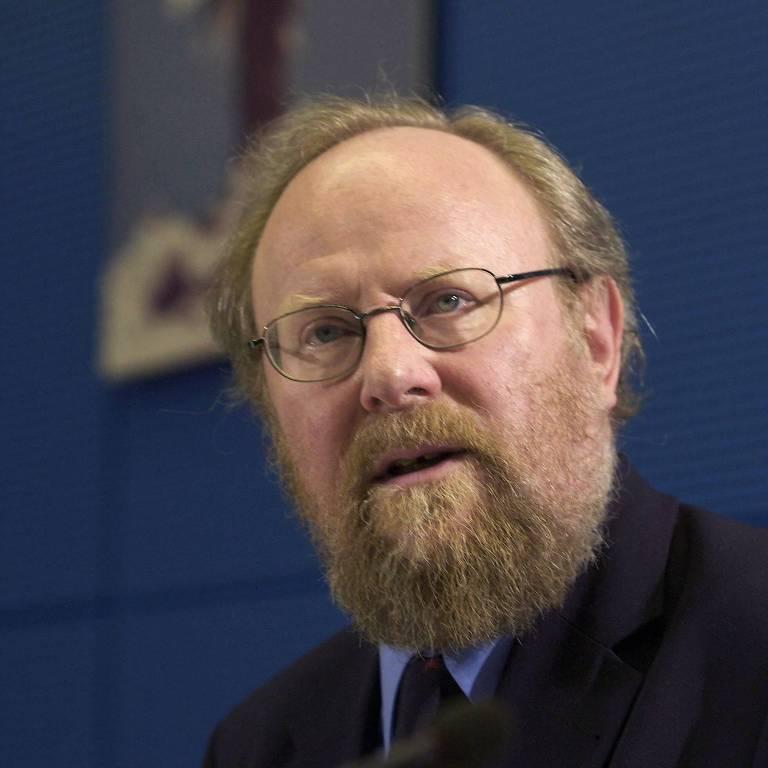 Wolfgang Thierse, 76, foi presidente do Bundestag entre 1998 e 2005