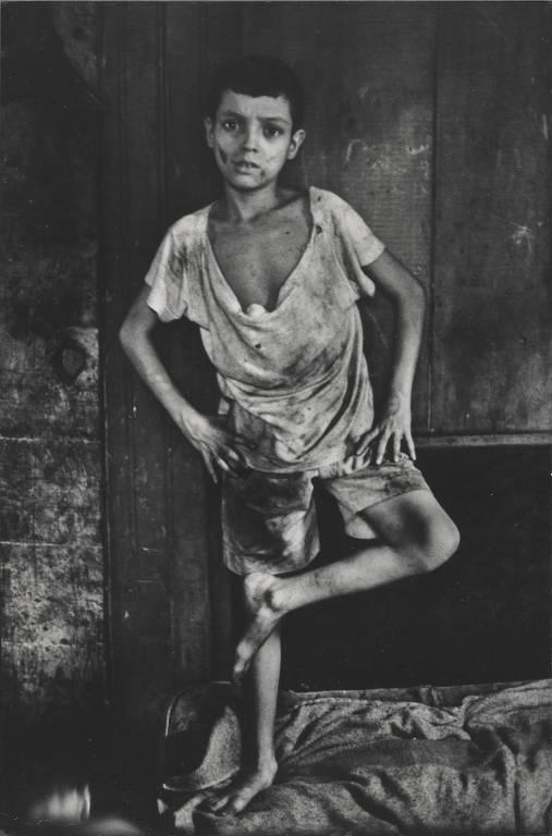 Flávio da Silva, Rio de Janeiro, Brazil, 1961