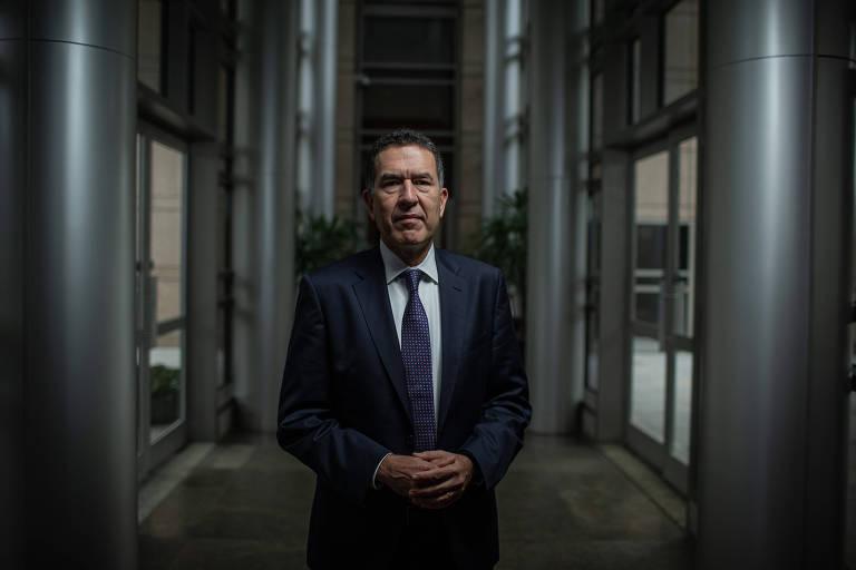 Murat Sönmez, líder do Centro de Quarta Revolução Industrial do Fórum Econômico Mundial