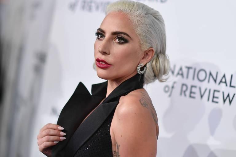 Atriz e cantora Lady Gaga