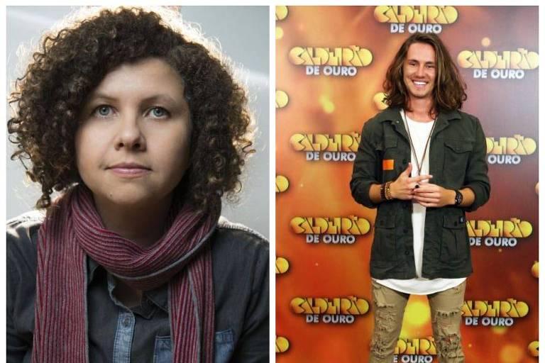 Roberta Campos e Vitor Kley lançam música juntos