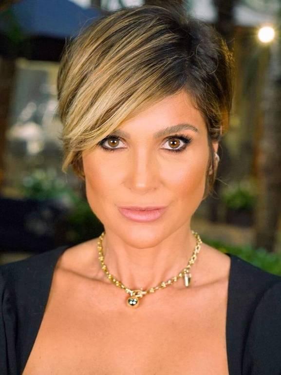 Imagens da atriz Flávia Alessandra
