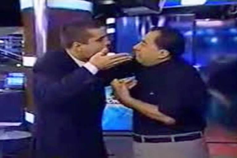 Barracos na TV
