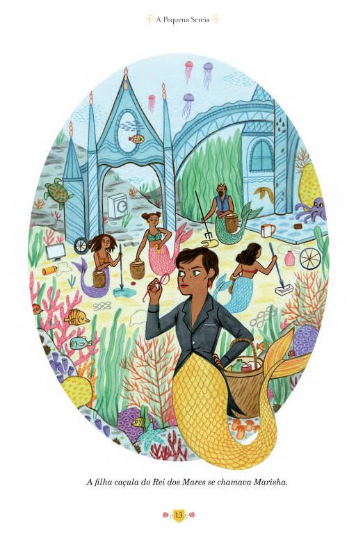 Livro 'Lute como uma Princesa' refaz contos de fadas