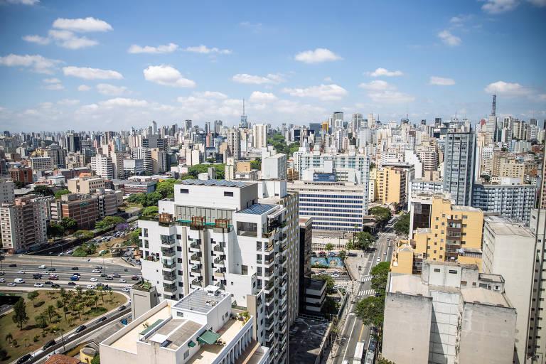 Empreendimentos compactos em São Paulo